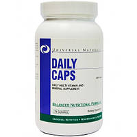 Daily Caps Universal Nutrition 75 caps