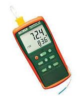 Термометр EasyViewT с термопарой типа К и функцией памяти, до 1300°С Extech EA11A