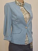Женский пиджак (большой размер)