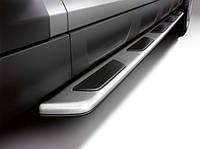 Комплект дверных боковых молдингов Offroad для Audi Q7 Новый Оригинальный