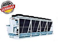 Сухие градирни (dry coolers) GCD (двойной V-образный блок)