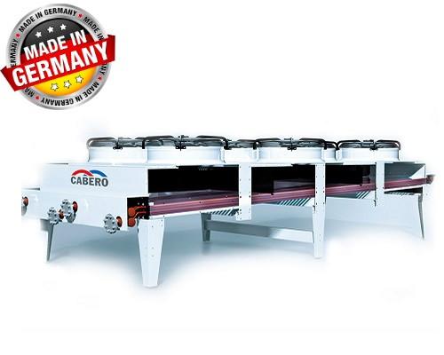 Самоопорожняющиеся сухие градирни (dry coolers) (моноблок)