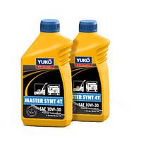 Моторное масло YUKO Master Synt 4Т 10w30 SL/CF