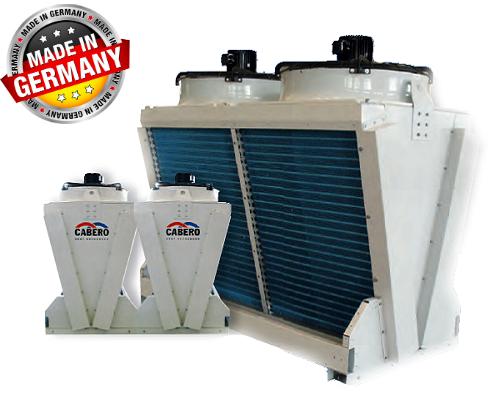 Компактные линейные конденсаторы и сухие охладители Compact Line