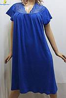 Ночная рубашка женская из хлопка, размер 52-54, Украина 120-3