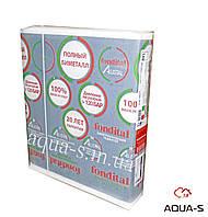 Радиатор биметаллический Fondital Alustal 500/100 для центрального отопления (10 секций) Италия