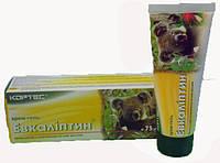 Крем-гель «Эвкалиптин» - профилактика заболеваний органов дыхания, 75 мл