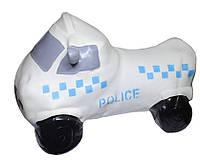 Детский резиновый попрыгун Полицейская машина BT-RJ-0034