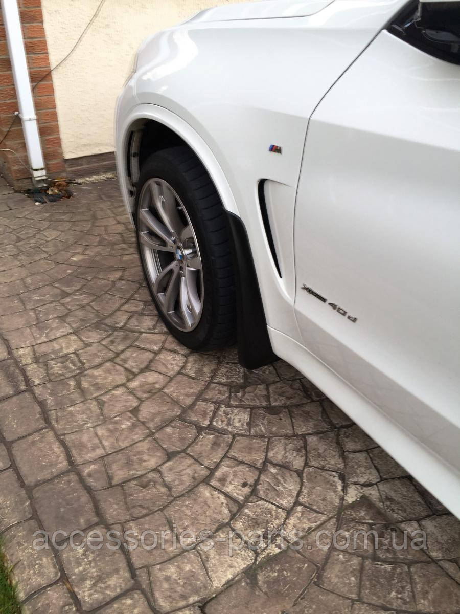 Комплект передних брызговиков BMW X5 R20/ R21 14-2016 Новый Оригинальный