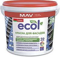 Краска для фасадов Ecol 32 (ВД-АК-1032)
