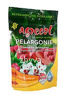 Agrecol Добриво для пеларгоній та інших квіткових рослин 200г / Агрекол для сурфиний и других балконных цветов