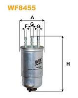 Фільтр паливний (дизель) EURO IV WF8455 WIX