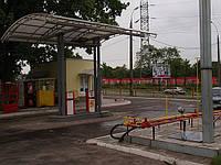 Проект газовой заправки