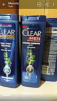 Шампунь для волос Clear Men (400ml.)