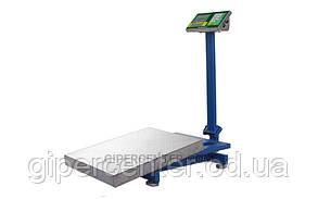 Товарные весы JBS-700М-300 LCD до 300 кг, точность 100 г