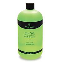 Жидкость для снятия лака яблоко - China Glaze polish remover, 946мл