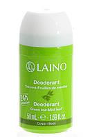 Шариковый дезодорант «Зелёный чай и листья мяты», 50 мл