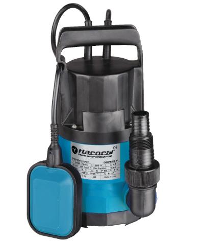 Дренажный насос Насосы+ DSP-550P (0,55 кВт, 125 л/мин)