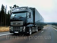 Международные грузовые перевозки изотермами
