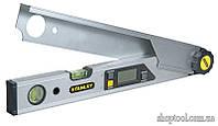 Уровень-угломер цифровой 40 см STANLEY 0-42-087