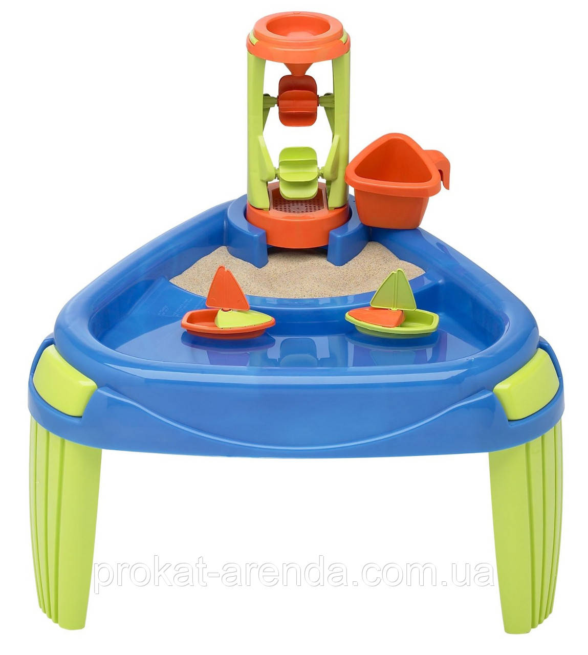 Игровой столик для воды и песка