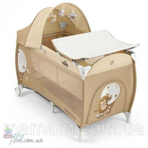 Манеж-кровать CAM Daily Plus C219 - Интернет-магазин товаров для детей BabyFan.com.ua в Николаевской области