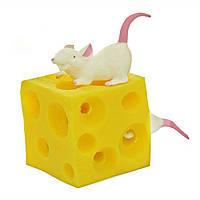 """Мягкая игрушка """"Мышки в сыре"""""""