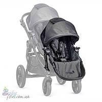 Дополнительное сидение Baby Jogger City Select + адаптер Charcoal