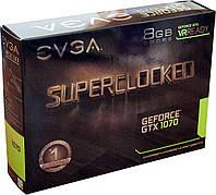 Видеокарта EVGA GeForce GTX1070