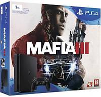 Игровая приставка Sony PlayStation 4 Slim 1TB +Fifa 18