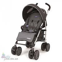 Прогулочная коляска-трость Chicco Multiway Evo Complete Black