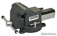 """Тиски 100 мм """"MAXSTEEL"""" для больших нагрузок поворотные STANLEY 1-83-066"""