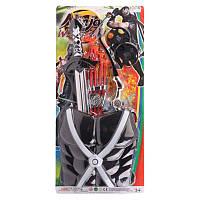Оружие ниндзя RZ1408 лук и стрелы на планшете 66 * 31 * 4см