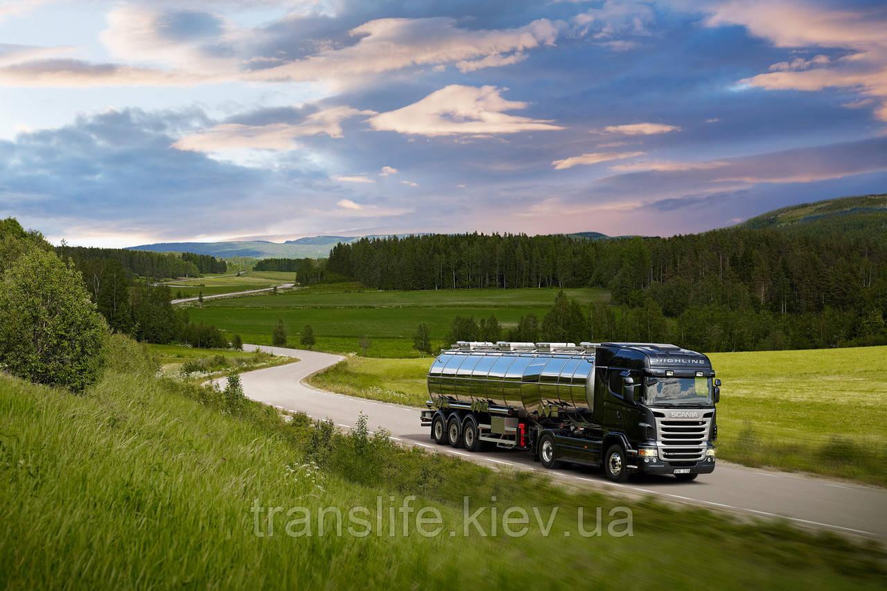Международные перевозки наливных грузов