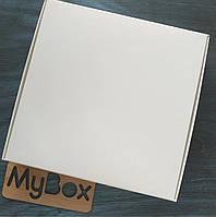 Коробка 200/200/50мм белая