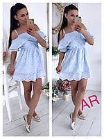 Женское красивое летнее платье, в  расцветках. АР-8-0717