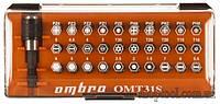 Набор вставок-бит, 31 предмет OMBRA OMT31S
