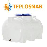 Емкость горизонтальная однослойная 1500 литров  RGО 1500 (155х111х120)
