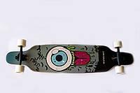 ЛонгБорд Фрирайд Fish eye