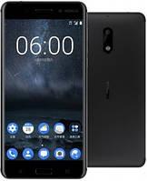 Мобильный телефон Nokia 6 32GB black