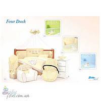 Постельный комплект Tuttolina, 7 ед. Four Duck