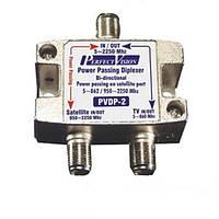 Разветвитель на 2 выходa 5-2300Mhz AIO-T044