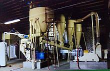 Линия гранулирования лузги подсолнечника
