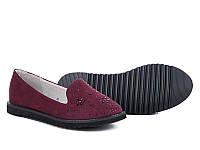 Детская обувь оптом. Туфли нарядные для девочек от фирмы Башили G66-3 (8пар, 30-36)