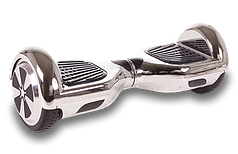 Гироборд Smart Balance U3-6,5 дюймов Silver (хром)