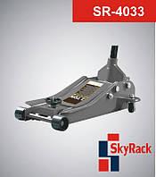 Домкрат автомобильный 3т SkyRack SR-4033