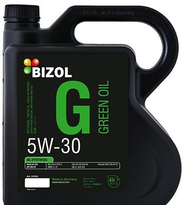 BIZOL Green Oil  SAE 5W-30 4L