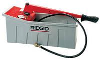 Гидропресс для опресовки систем RIDGID