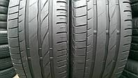 Шины летние б\у 245\45-18 Bridgestone Turanza ER300 RunFlat