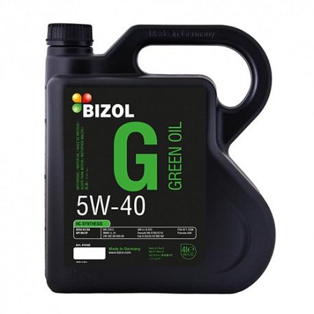 BIZOL Green Oil SAE 5W-40 4L